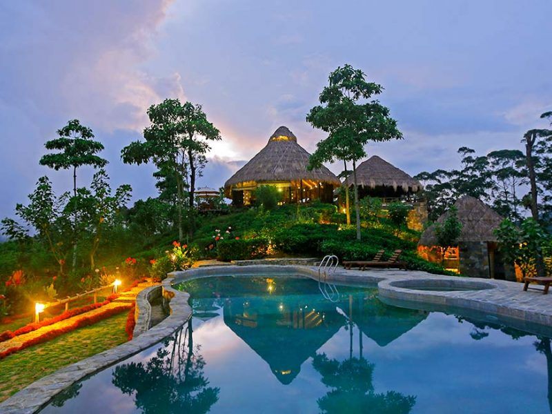 98 Acres Resort & Spa, Ella