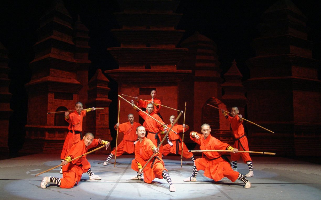 Shaolin china