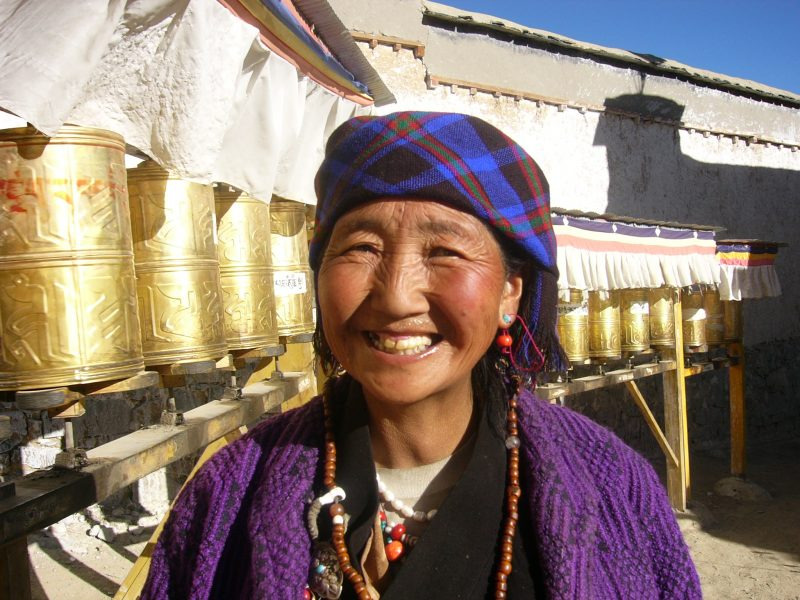 Tibet people china