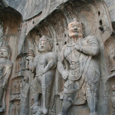 longmen grotto datong china