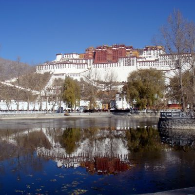 potala palace lhasa tibet china