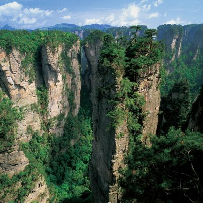 Top Attractions To See In Zhangjiajie
