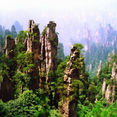 zhangjiajie china