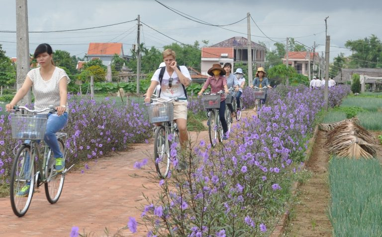 Cycling Hoi An vietnam