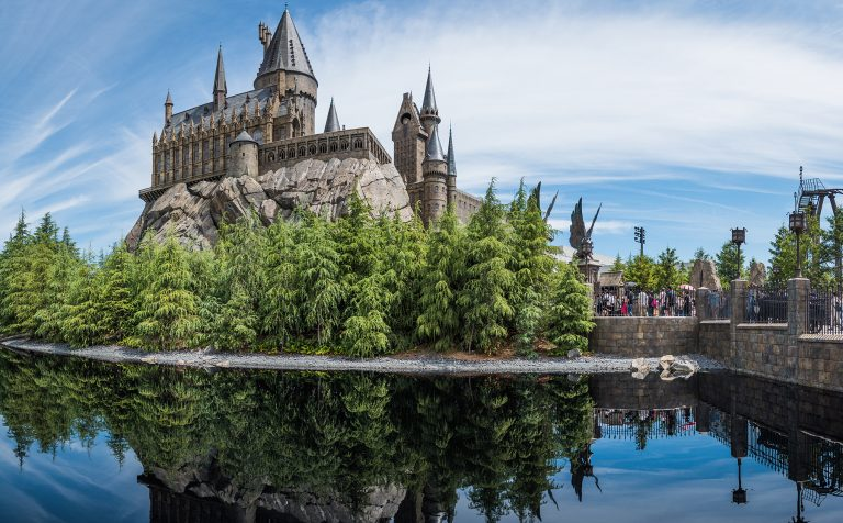Harry Potter Universal studio Osaka Japan