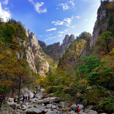 Mount Seorak South Korea