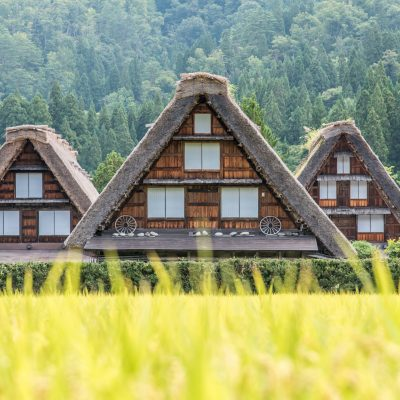 Discover the UNESCO Historic Villages of Shirakawa-go and Gokayama