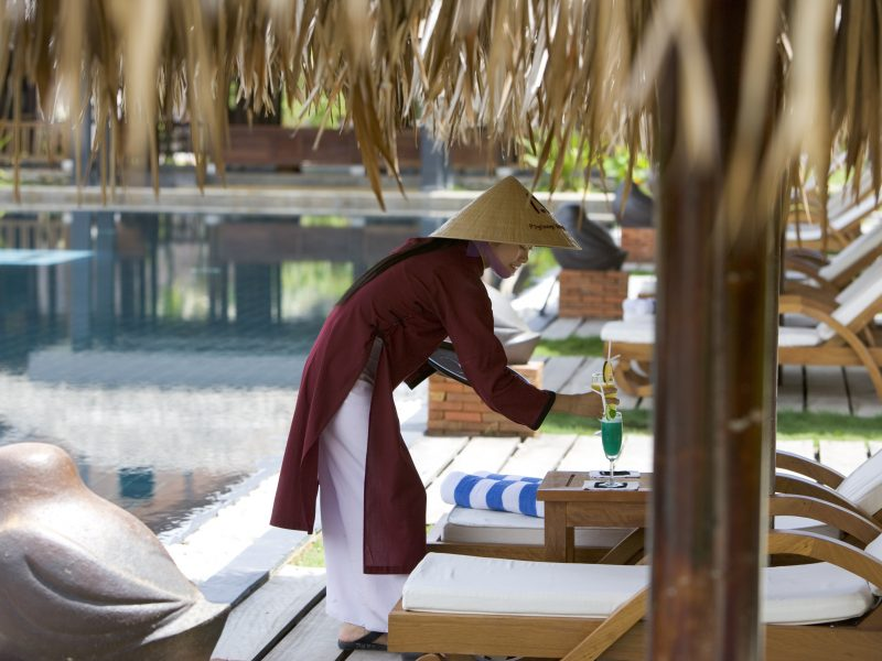 Pilgrimage Village Hue. boutique resort and spa.
