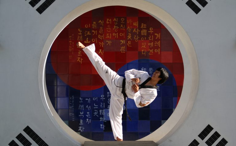 South Korea Martial Arts