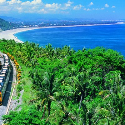 TAIWAN EAST COAST train