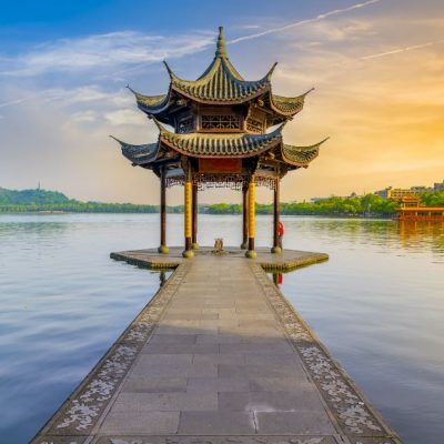 West Lake Hangzhou china