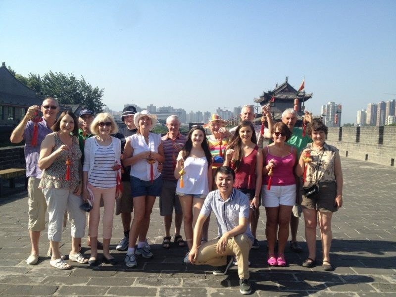 group tour china