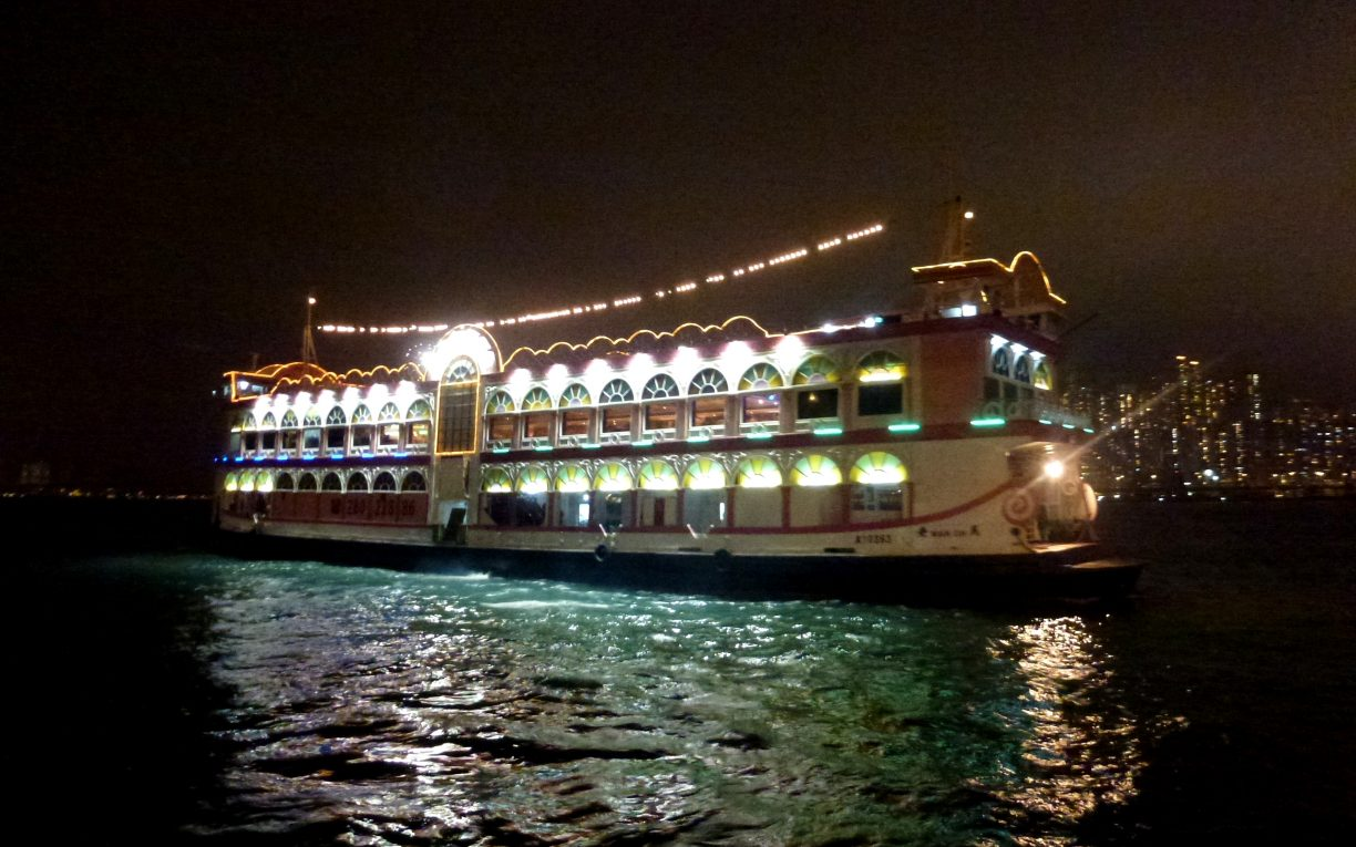 Dinner Cruise Hung Hom Kowloon Victoria Harbour Hong Kong