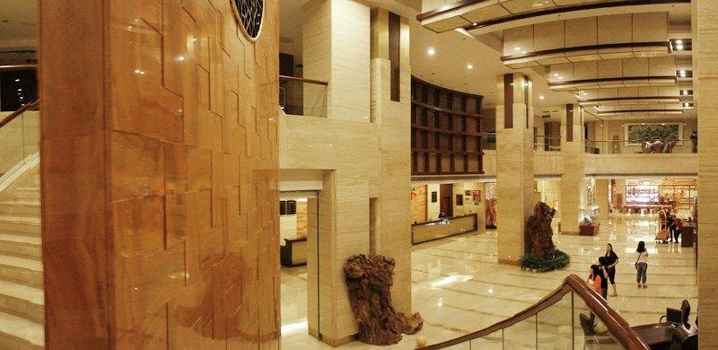 lobby Pheonix Grand Hotel Fenghuang china
