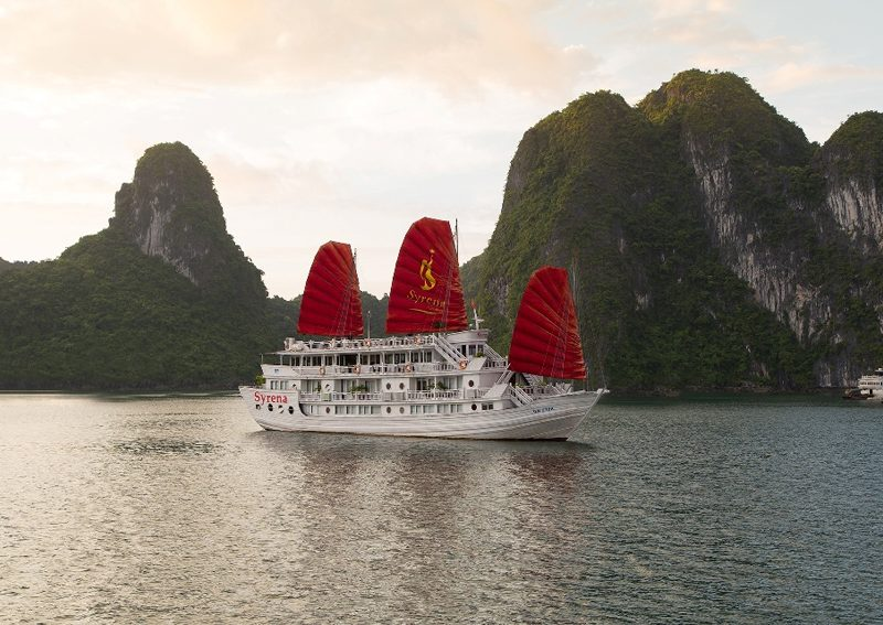 5★ Syrena Cruises, Halong Bay