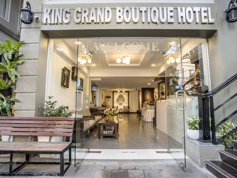 4★ King Grand Boutique Hotel, Phnom Penh