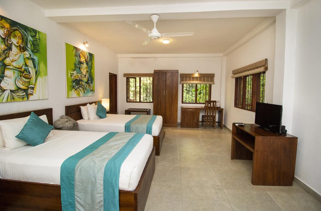 Ammara Forest Hotel Room