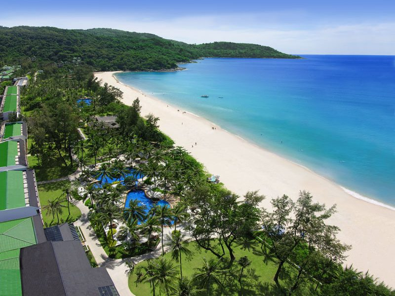 5★ Katathani Beach Resort, Phuket