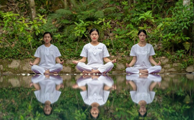 meditation Pilgrimmage Village Boutique Resort Spa hue vietnam