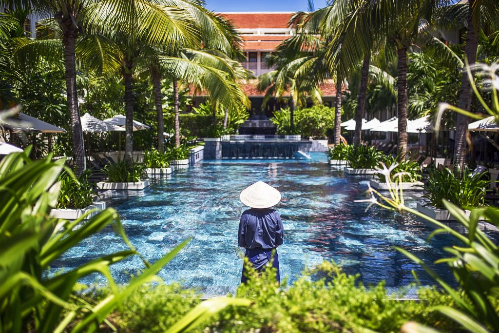 pool Almanity Wellness Resort hoi an vietnam