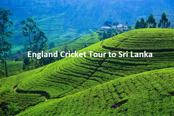 England Cricket Tour to Sri Lanka