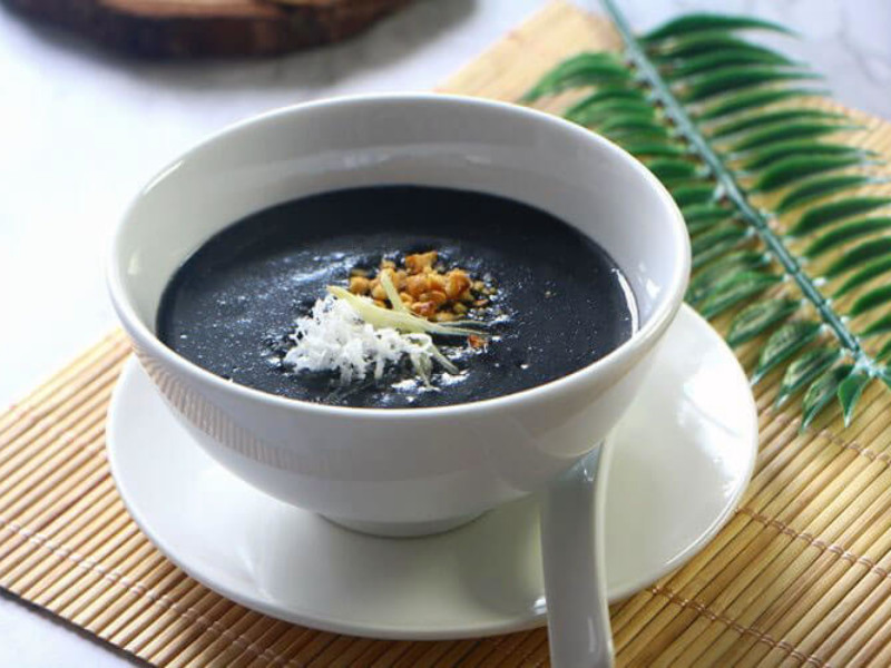 Black Sesame Dessert Soup china