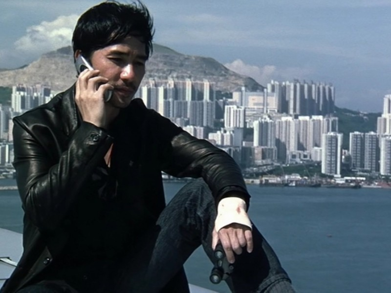 Infernal Affairs film china