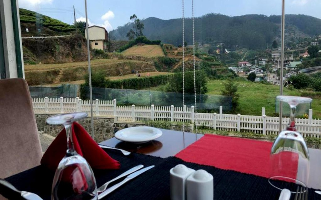 dining view the blackpool nuwara eliya sri lanka