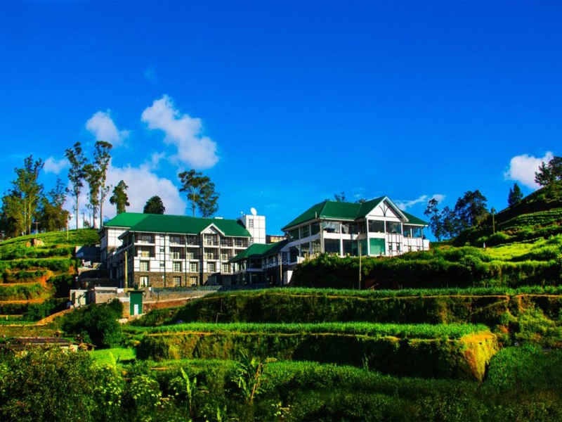 4★ The Blackpool Hotel, Nuwara Eliya